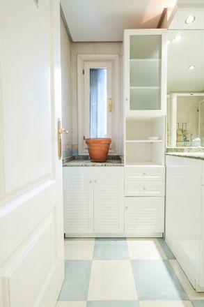Rent this 2 bed apartment on Pilates Studio in Calle de Huesca, 28001 Madrid