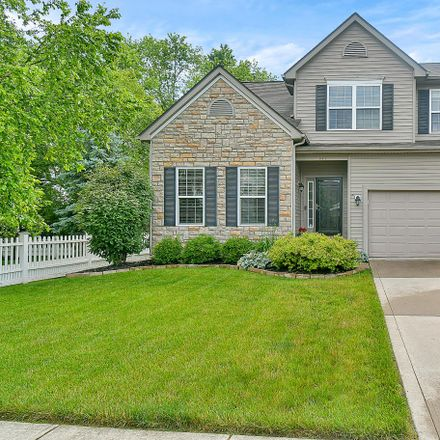 Rent this 4 bed house on 447 Stone Shadow Drive in Columbus, OH 43004