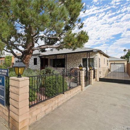 Rent this 3 bed house on 5648 Irvine Avenue in Los Angeles, CA 91601