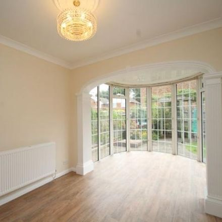 Rent this 4 bed house on Darrick Wood in Shurlock Drive, London BR6 7UB