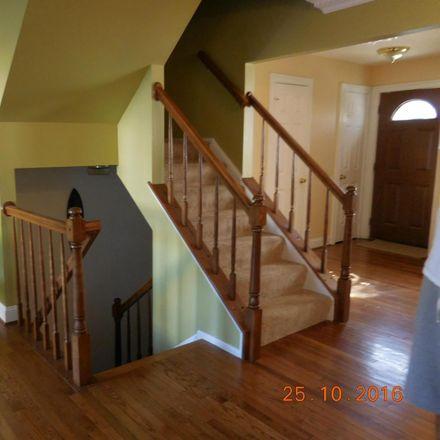 Rent this 3 bed townhouse on 856 Smartts Lane Northeast in Leesburg, VA 20176