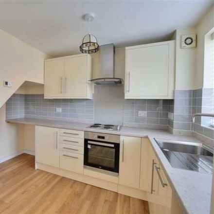 Rent this 1 bed house on Blakefield Walk in Worcester WR2 5DW, United Kingdom