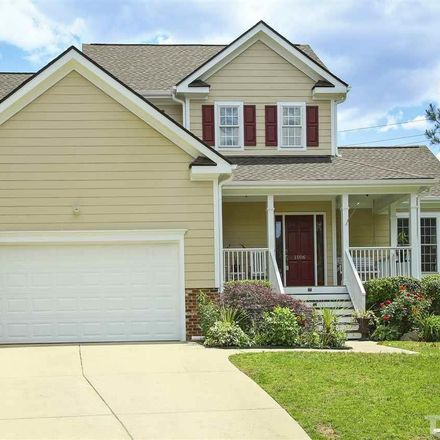 Rent this 3 bed loft on 1006 Marston Court in Apex, NC 27502
