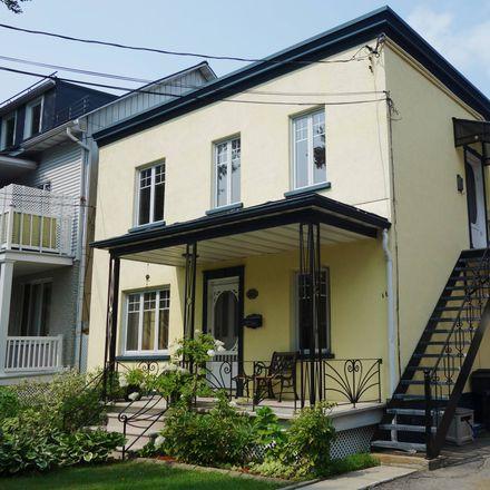 Rent this 2 bed apartment on 175 Rue Hamilton in Quebec City, QC G1L 2J7
