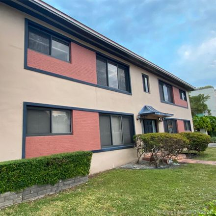Rent this 2 bed apartment on 350 Madeira Avenue in Coral Gables, FL 33134