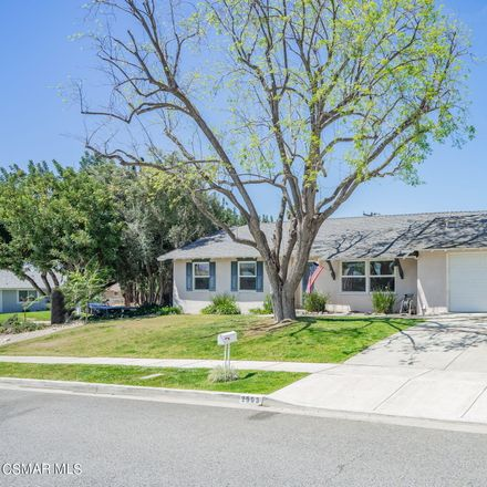 Rent this 3 bed house on 2903 Calle Estepa in Thousand Oaks, CA 91360