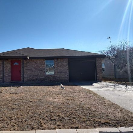 Rent this 3 bed apartment on 424 Elm Avenue in Midland, TX 79705
