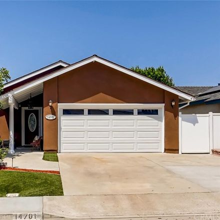 Rent this 3 bed house on 14701 Countrywood Lane in Irvine, CA 92604
