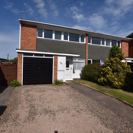 Rent this 3 bed house on University of Worcester in St John's Campus, Himbleton Road