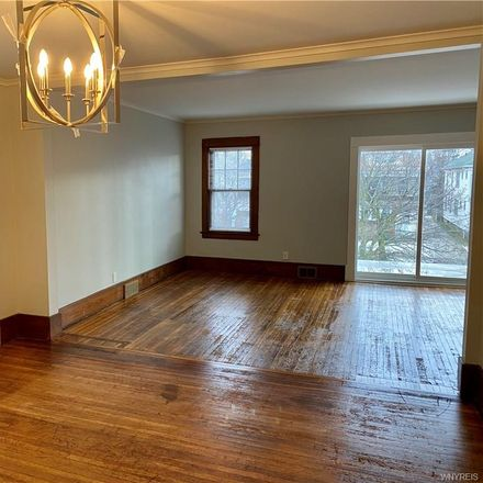 Rent this 3 bed apartment on 422 Colvin Avenue in Kenmore, NY 14216