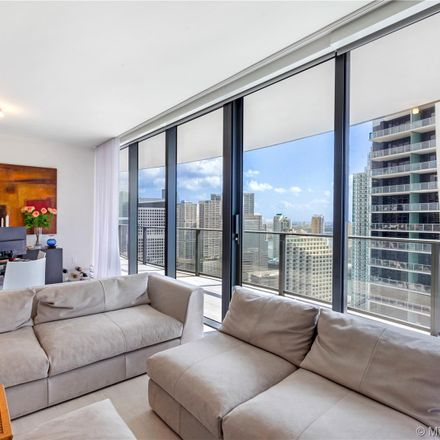 Rent this 2 bed condo on Brickell Ave in Miami, FL