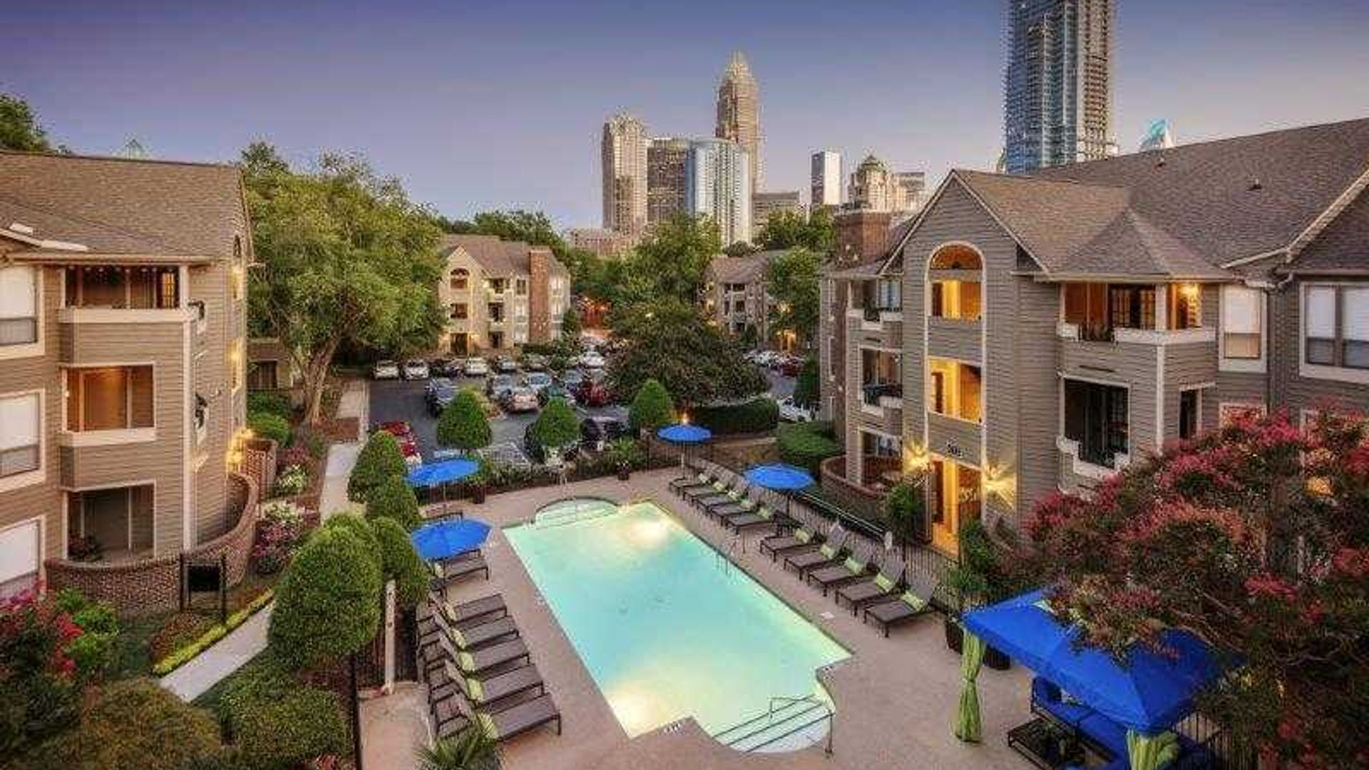 1 bedroom apartment at 561 west 8th street charlotte nc