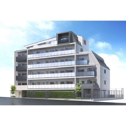 Rent this 1 bed apartment on unnamed road in Izumi, Suginami