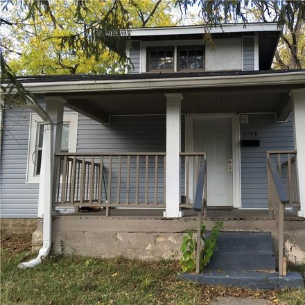 Rent this 2 bed house on 3348 East 20th Street in Indianapolis, IN 46218