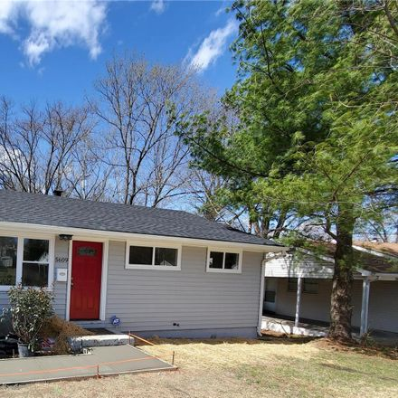 Rent this 3 bed house on St Louis Ave in Saint Louis, MO
