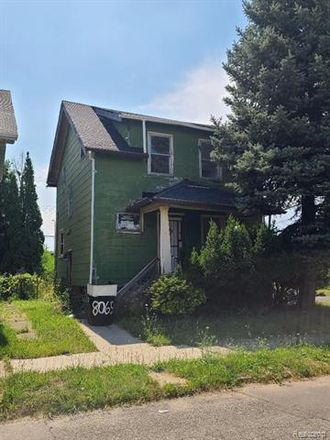 Rent this 3 bed house on 8079 Carbondale St in Detroit, MI