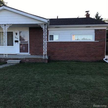 Rent this 3 bed house on 8610 Robert Street in Taylor, MI 48180