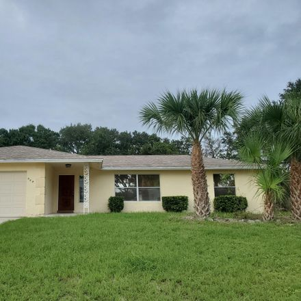 Rent this 4 bed apartment on 304 Darrow Avenue in Melbourne, FL 32901