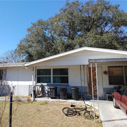 Rent this 2 bed house on 4 South Jefferson Street in Beverly Hills, FL 34465
