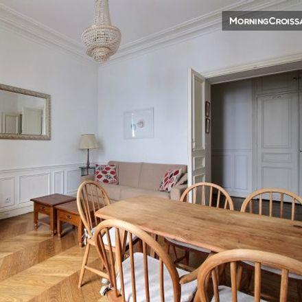 Rent this 1 bed apartment on 3 Rue du Dôme in 75116 Paris, France