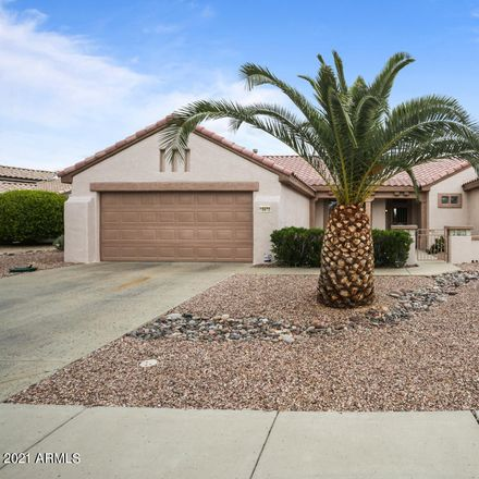 Rent this 2 bed house on 19479 North Marble Canyon Court in Surprise, AZ 85374