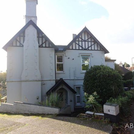 Rent this 1 bed apartment on St. Matthew's Road in Torquay TQ2 6HY, United Kingdom