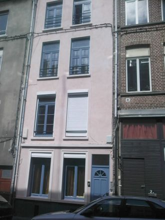 Rent this 2 bed apartment on 4 Rue de Brigode in 59000 Lille, France
