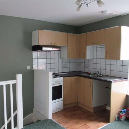 Rent this 1 bed apartment on Derek's Plaice in 13 Church Street, Welshpool SY21 7DP