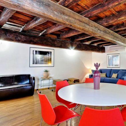 Rent this 1 bed apartment on Palazzo del Governo Vecchio in Arco della Chiesa Nuova, 00186 Rome RM