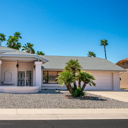 Rent this 2 bed house on 13615 West Gable Hill Drive in Sun City West, AZ 85375