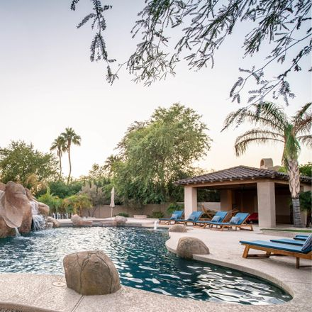 Rent this 5 bed house on 10461 East Windrose Drive in Scottsdale, AZ 85259