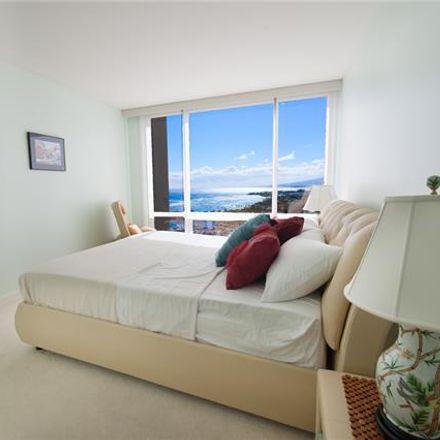 Rent this 2 bed condo on Watermark in 1551 Ala Wai Boulevard, Honolulu