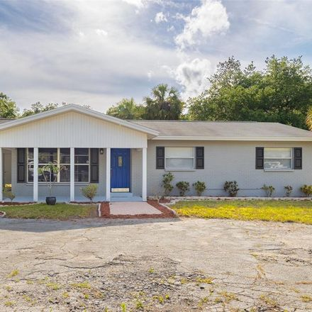 Rent this 3 bed house on South 78th Street in Clair-Mel City, FL 33569