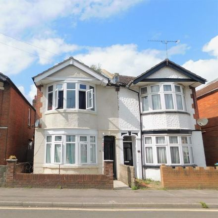 Rent this 1 bed room on 44 Newcombe Road in Southampton SO15 2FS, United Kingdom