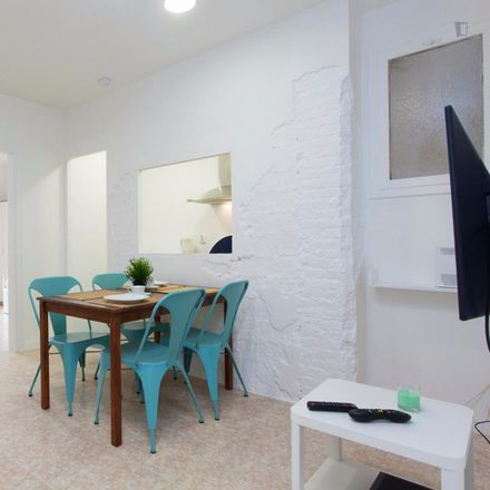 Rent this 2 bed apartment on Carrer de Sant Antoni Maria Claret in 206, 08037 BCN Barcelona