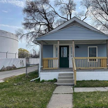 Rent this 3 bed house on 102 East Anchor Street in River Rouge, MI 48218