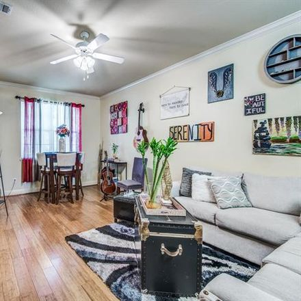 Rent this 3 bed condo on 208 Seva Ct in Irving, TX