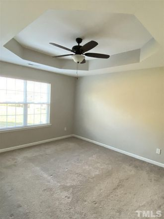 Rent this 3 bed townhouse on Ileagnes Drive in Raleigh, NC 27603