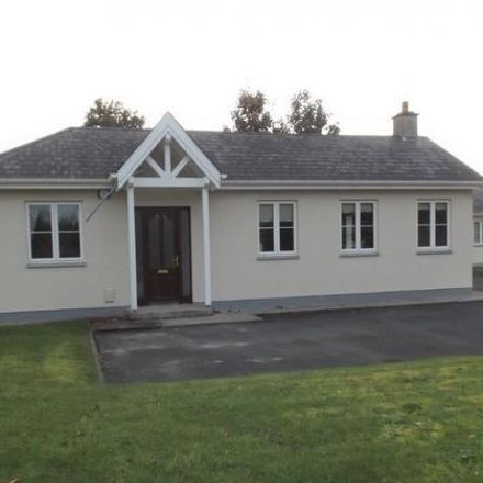Rent this 3 bed house on unnamed road in Kilcumny ED, County Westmeath
