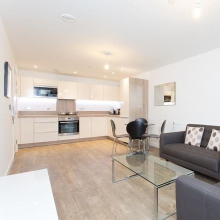 Rent this 1 bed apartment on Roma Corte in Vian Street, London SE13 7DJ