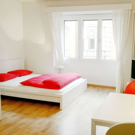 Rent this 1 bed apartment on Winkelriedstrasse 63 in 6003 Lucerne, Switzerland
