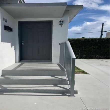 Rent this 2 bed house on 600 Northwest 34th Avenue in Miami, FL 33125