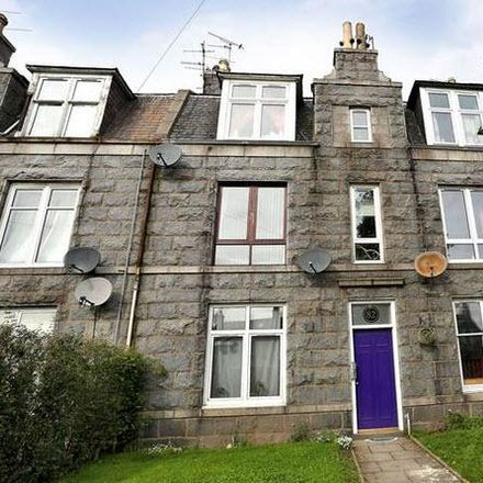 Rent this 2 bed apartment on Broomhill Road in Aberdeen AB10 6HS, United Kingdom