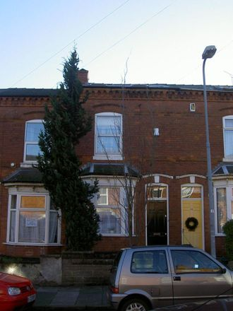 Rent this 6 bed house on 22 Luton Road in Birmingham B29 7BN, United Kingdom