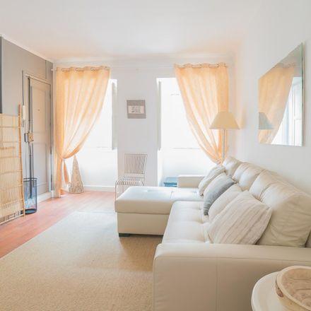 Rent this 1 bed apartment on Rua dos Prazeres 22 - 24 in 1200-366 Lisbon, Portugal