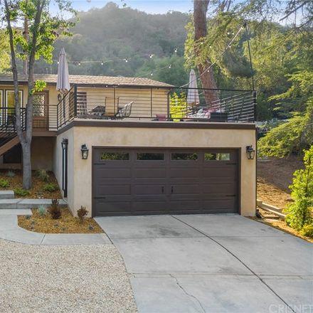 Rent this 3 bed house on 3471 Old Topanga Canyon Road in Calabasas Highlands, Calabasas