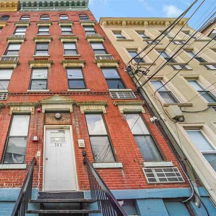 Rent this 1 bed apartment on 308 Madison Street in Hoboken, NJ 07030