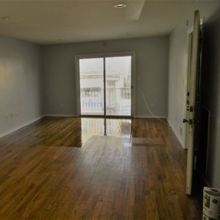 Rent this 3 bed duplex on Garfield Ave in Jersey City, NJ