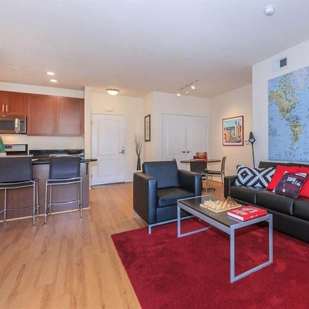 Rent this 1 bed apartment on The Lorenzo in 325 West Adams Boulevard, Los Angeles