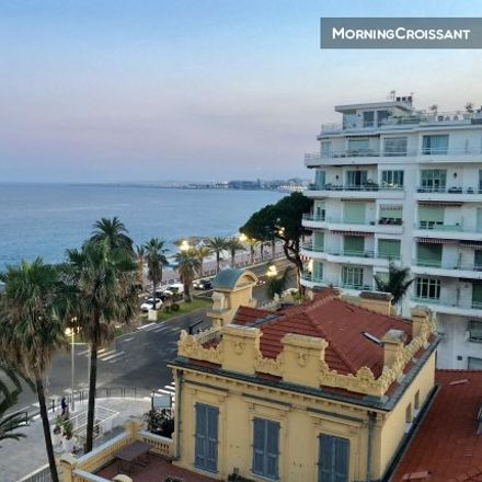Rent this 1 bed apartment on Le Miramar in Promenade des Anglais, 06046 Nice
